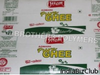 Five Layer Ghee Packaging Pouch