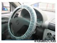 PE Plastic Steering Wheel Cover Manufacturing Machine