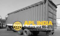 Logo - APL INDIA PACKERS AND MOVERS
