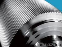 Tungsten Carbide Corrugated Rollers Of Single Facer Machine