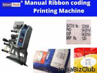 Manual Coding Machine MRP And Date Printing