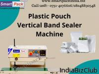 Plastic Pouch Vertical Band Sealer Machine