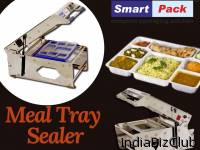 Tray Sealer Machine In India Food Tray Packaging