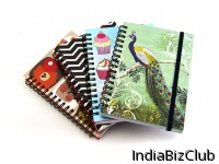 A6 Wiro Notebooks