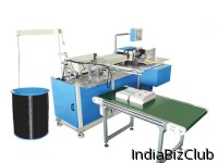Automatic Spiral Coil Binding Machine