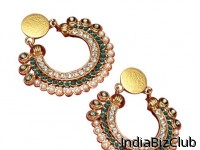 Panna Bali Earrings