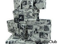 Digital Print Cotton Fabric Box Set