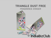 FRAGRANCE ERASERS
