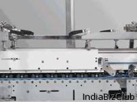 ZH 1050M Automatic 4 6 Corner Folder Gluer Machine With Higher Liner Speed