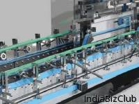 ZH 1100S Series Automatic High Speed One Side Box Gluing Folding Machine Characteristics