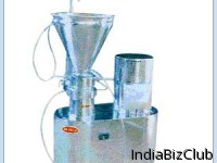 Colloid Mill Horizontal Model