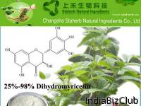 Good Quality Plant Extract Vine Tea Extract Dihydromyricetin 25 98