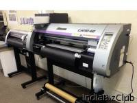 Mimaki CJV30 60 Printer Cutter 24 Inch
