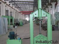 Bale Cutter Rubber Cutting Machine