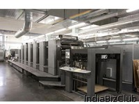 Printing Machines Heidelberg CD 102 Cp2000 With Aquas Coater