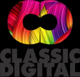 Logo - Classic Digital India - Digital Printing Services Company