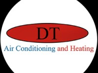 Logo - DT Air Conditioning & Heating