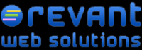 Logo - Revant Web Solutions in delhi
