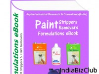 Paint Removers Paint Strippers Manufacturing Formulations EBook EBook18