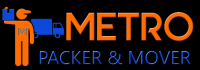 Logo - Metro packer And Mover