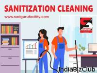 Sanitization Cleaning Service