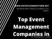 Top Event Management Companies In India