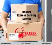 Logo - Zramex International Courier
