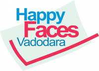 Logo - Happy Faces Vadodara