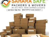 Logo - Sahara Movers and Packers Hyderabad