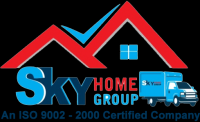 Logo - Sky Home Packers and Movers