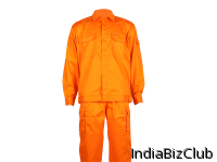 Cotton Fire Retardant Safety Working Boiler Suit