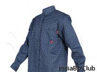 High Quality C N Long Sleeve FR Clothing Welding Work Shirts