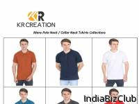 Mens Round Neck Tshirts Manufacturers In Tirupur