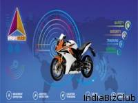 SuperSafe Two Wheeler Security System