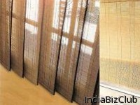Blinds In Matting Sliding