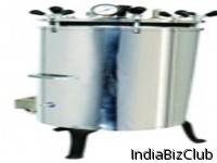 Autoclave Double Drum Double Chamber