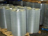 Stainless Welded Mesh
