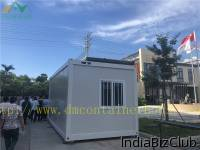 Easy To Transport Underground Container Houses