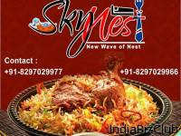 Hyderabadi Biryani In Gachibowli Skynest