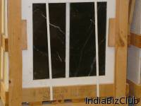 Marble Negro Marquina Tiles 60x30x2 Cm First Range