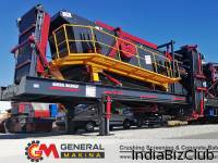 General Makina GNR 02 Mobile Crusher Plant
