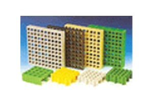 Fiberglass Reinforce Plastic Pultruded Grating