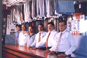 TAILORS  & CUTTING MASTERS