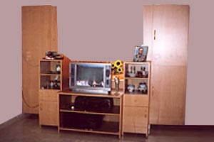 COVERAGE UNIT (WITH STORAGE)