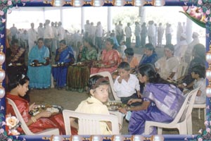 MARRIAGE AND PARTY HALL