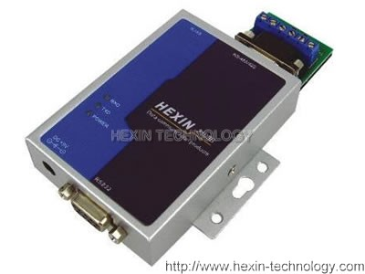 Commercial Level RS-232 to RS-485/RS-422 Converter