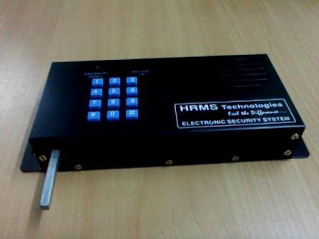 Electronic security systems model HRMS-SSS