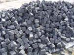 sell black cube stone and cube setts