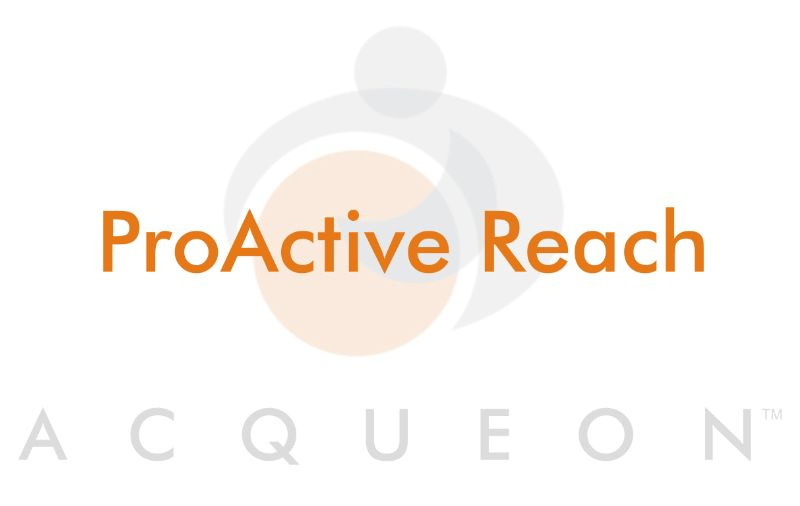 ProActive Reach