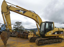 Caterpillar 320C  Used Excavator